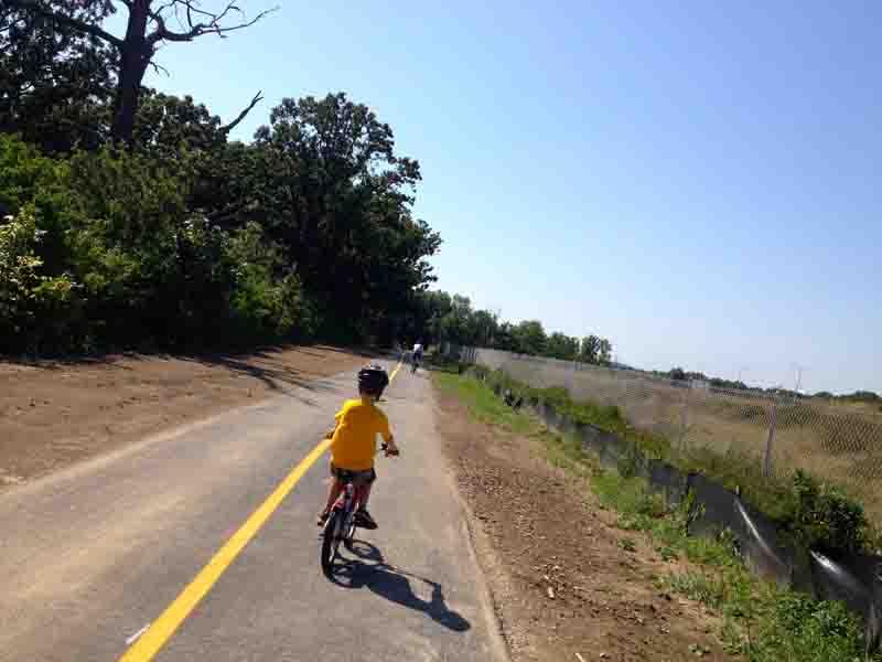 Veterans Hwy Trail - Centennial Trail
