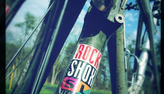 Waterfall Glenn - Reroute-rock shox