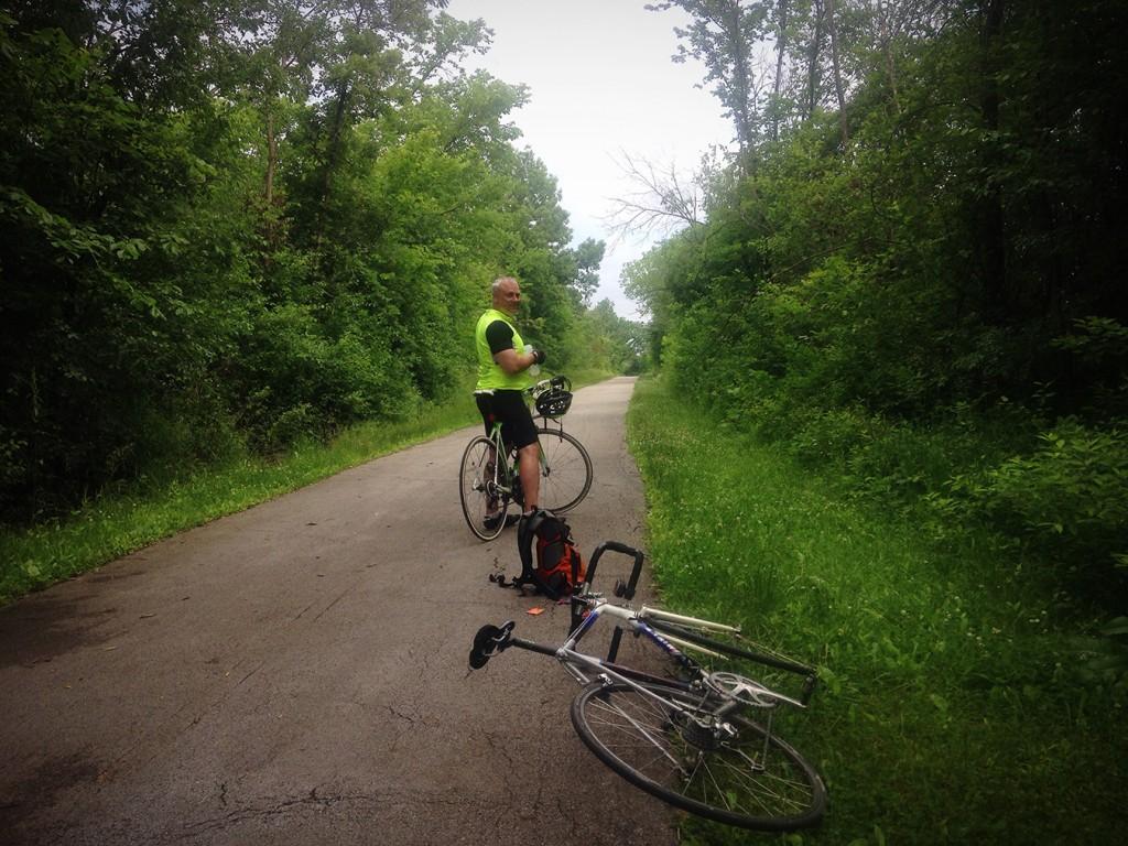 CalSag Bike Trail-Zym Recharge