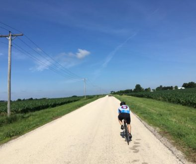 My First Century at the Tour de Farms MS150