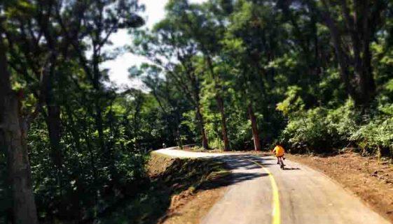 New Veterans Hwy Trail - Bluff Rd